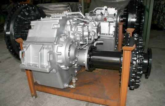 ZF Ship Reserving gearbox