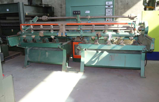 LA SCOLPITRICE 8 T Carving Machine