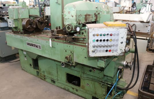 HURTH KF 32 A Cycles Milling Machine: buy used