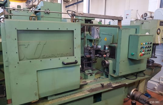 SAMPUTENSILI SCT-3 Chamfering and Deburring Machine