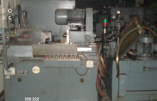 SIG BEM-82/025 Deep Drilling Machine