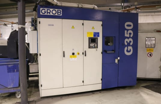 GROB G350 Universal Machining Centre