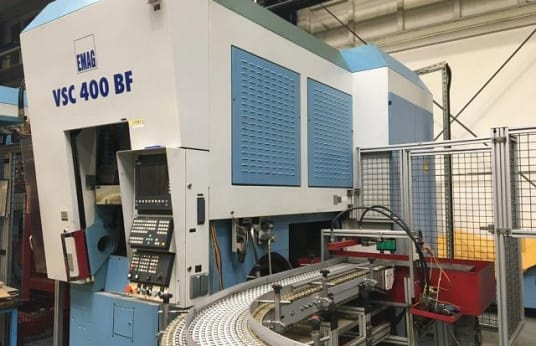 Tornio verticale CNC EMAG VSC 400 BF