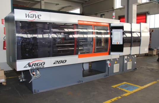 WAVE ARGO 280 R FIFO Injection Moulding Machine