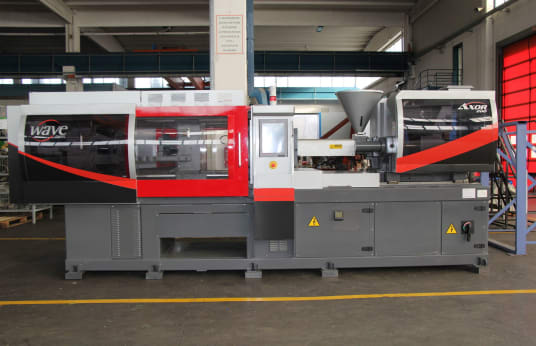 WAVE AXOR 200 HS 50 Injection Moulding Machine ( unused )
