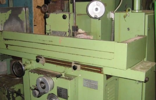 GER RS-50-25 Tangential-Schleifmaschine