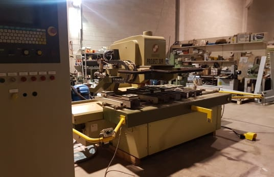 MASTERWOOD PROJECT 309 Machining Centre
