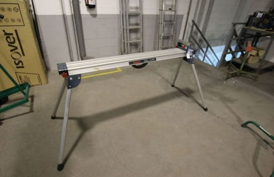 BOSCH GTA 3700 Profesional Working table