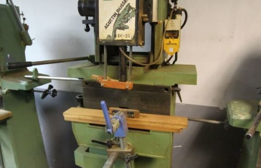 AGUSTIN BOSSER EC-25 Chain Mortiser