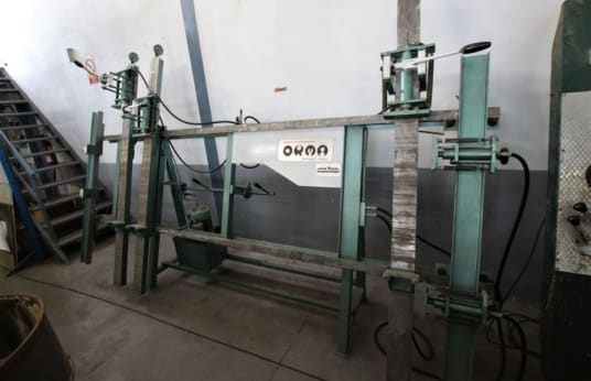 ORMA Vertical Bench Pers