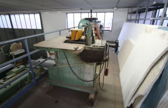 ALFARO Spindle Sander for Rounded Pieces