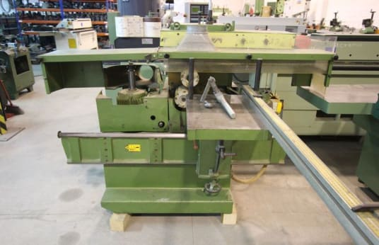 SICAR GT4M Tenoning machine
