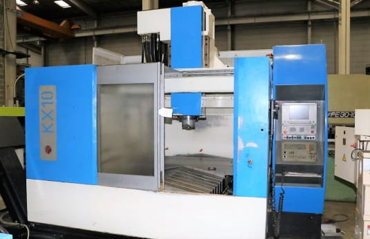 HURON KX 10 Vertical Machining Center
