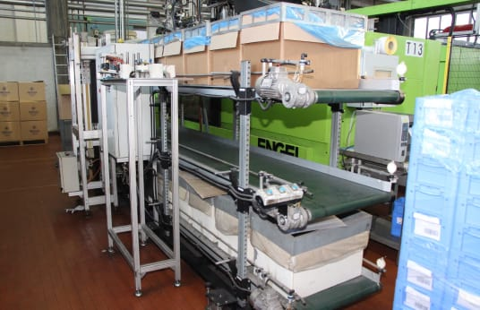 CRIZAF STOCK-BOX Components and peripherals for industrial robots