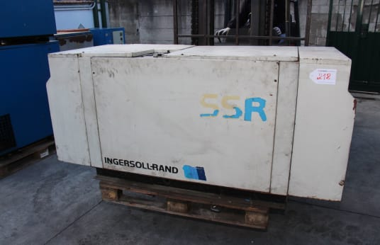 INGERSOL-RAND SSR MH30 Screw compressor