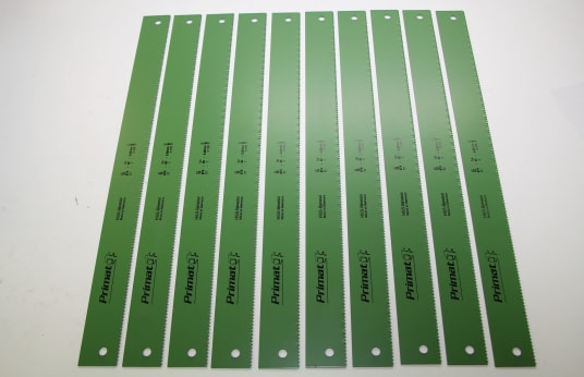 PRIMAT 10 Maschinensägeblätter