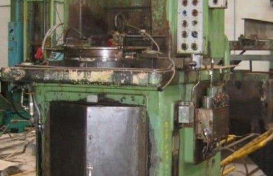 Brochadora vertical de interiores KARL KLINK RSI 6D/T