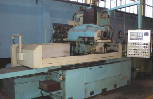 DANOBAT RT-1200 Surface Grinding Machine