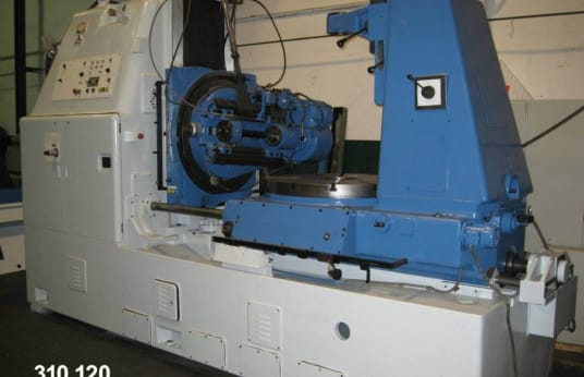 MODUL ZFWZ 1250/1500 Gear Hobbing Machine