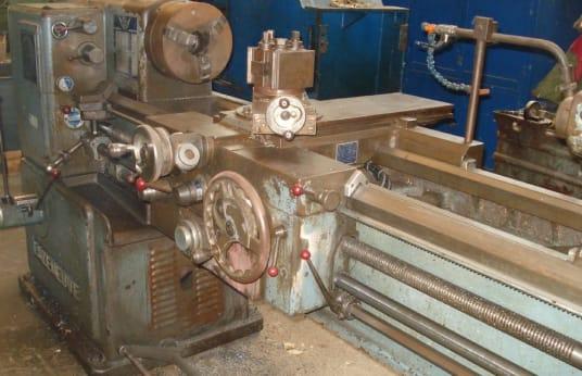 CAZENEUVE HB-575 Leit- und Zugspindeldrehmaschine