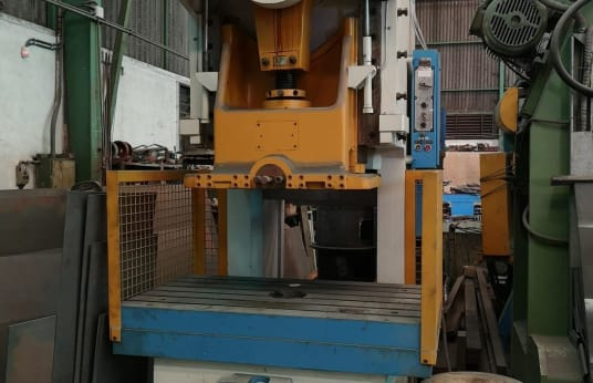IMAR GAMEI OBR-140 Eccentric press