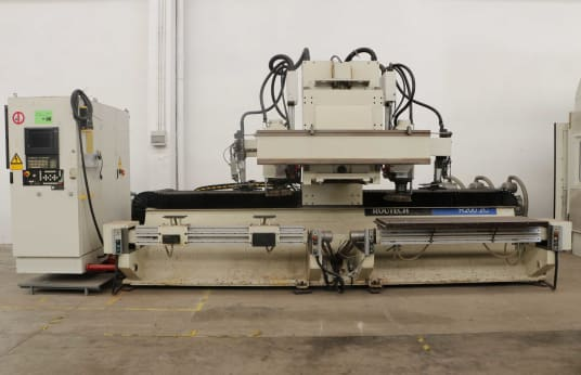 ROUTECH R200 2C CNC megmunkáló központ