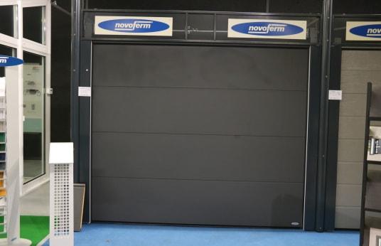 NOVOFERM Sectional Garage Door
