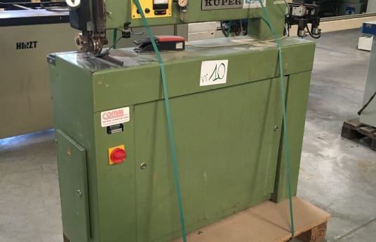 KUPER FWJ 920 Veneer splicing machine