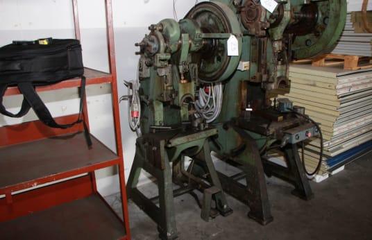 MANZONI RGVT Eccentric press