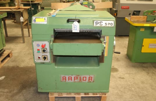 RAPIDA PS 520 Thickness Planer