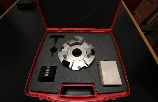 RESCO 1089/1 Milling Tool