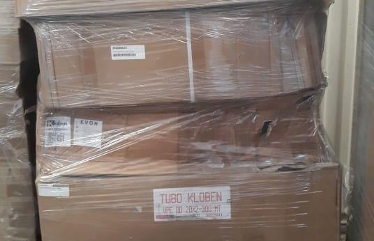 KLOBEN Lot of tubes (x 5)