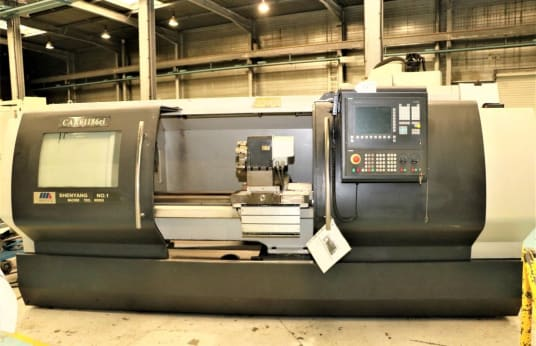 Tornio CNC SMTCL CAK 61186 IE