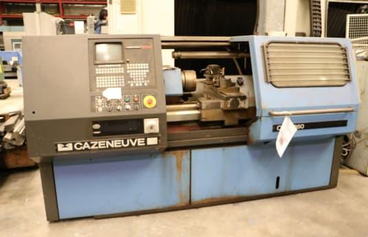 PADOVANI LABOR-E 255 CNC stružnica