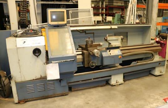 CNC Tezgahı CAZENEUVE CNX 360