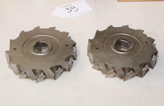 BSP Lof of milling tools