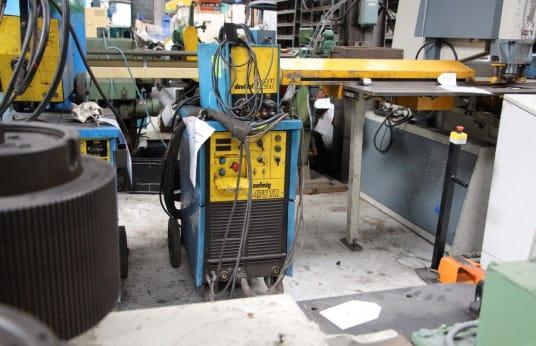 MIG SAFMIG 475 TR Semi-Automatic Welding Station