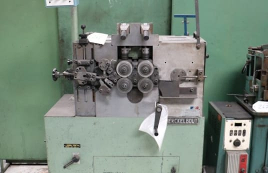 HERCKELBOUT RT 3 Spring Winding Machine