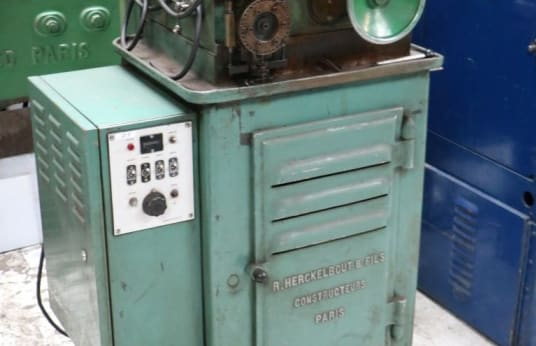 HERCKELBOUT PR 8 Spring Winding Machine