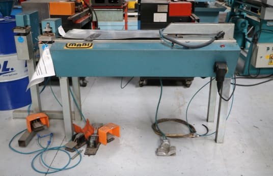 MABI 40 Cap Cutting Machine