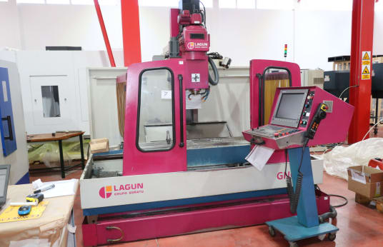 LAGUN GNC 5M CNC Machining Center