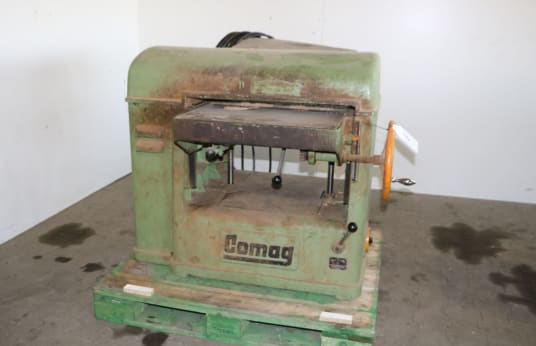 COMAG Jointer