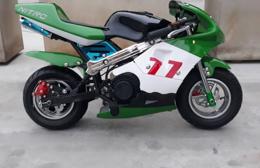 NITRO Mini Motorcycle
