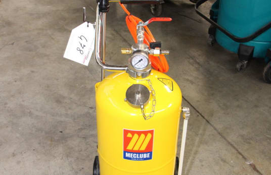 MECLUBE 050-1520-000 Nebulizer Tank