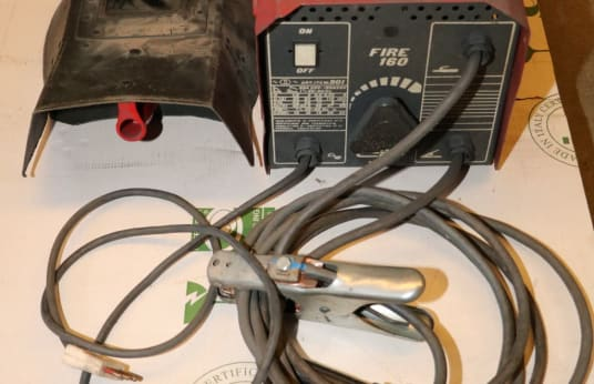 Zvárací stroj CF ELECTRO FIRE 160