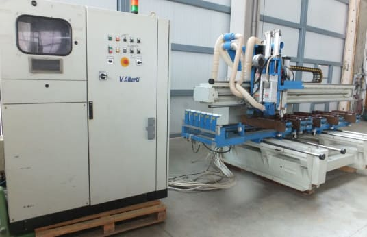 ALBERTI EDIT 3000 CN CNC Machining Center