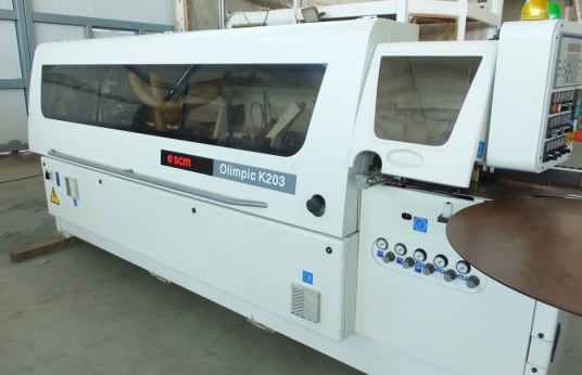 Mașină de aplicat cant SCM K 203 R