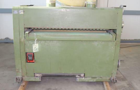 Maszyna czyszcząca BARBERAN LPV 1300 Panel