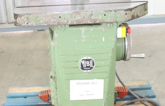 MISIL MINOR Spindle Moulder