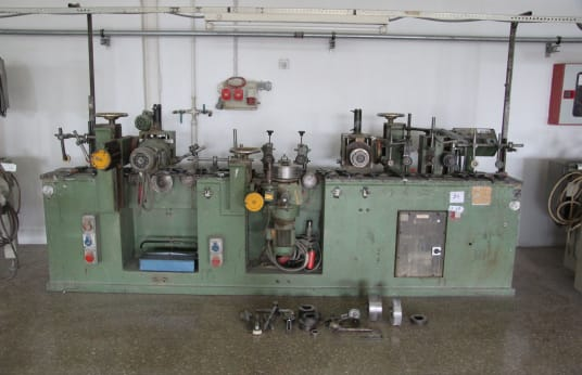 RENZO BORGONOVO DOR 3T Engraving Machine